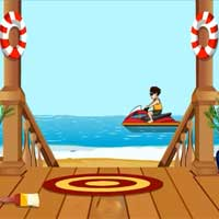Free online flash games - Watercraft Escape 2 Games2Jolly