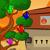 Free online html5 games - G2J Pekin Duck Escape From Cage game