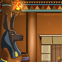 Free online flash games - GFG Ancient Egyptian Tomb Escape 2