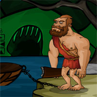 Free online flash games - NsrEscapeGames Hunter Cave game - WowEscape