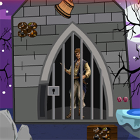 Free online flash games - Top10NewGames Rescue The Prince From Scared Place game - WowEscape