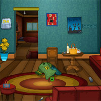 Free online flash games - Ena The True Criminal Apartment House Escape