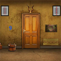 Free online flash games - Mirchi Wooden House Escape 2