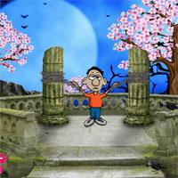 Free online flash games - G2J Frisky Boy Rescue