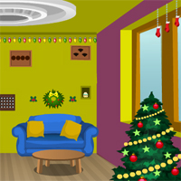Free online flash games - Games4Escape Christmas Holiday Escape