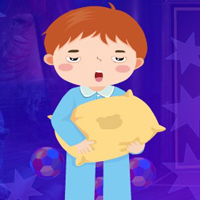 Free online flash games - G4K Lethargic Boy Escape