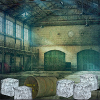 Free online flash games - FreeRoomEscape Water Ice Warehouse Factory Escape game - WowEscape