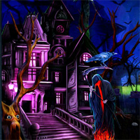 Free online flash games - Fear House Escape Top10NewGames game - WowEscape
