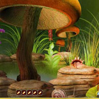 Free online flash games - Top10 Escape From Strange Forest