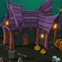 Free online flash games - Halloween Whose Life Sacrificed EnaGames