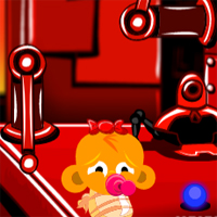 Free online flash games - MonkeyHappy Monkey Go Happy Stage 135 game - WowEscape