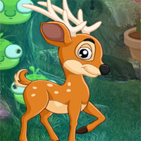 Free online flash games - G4k Caribou Rescue