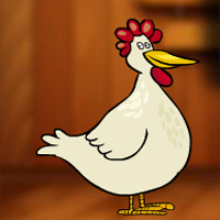Free online flash games - Games2Jolly White Hen Rescue game - WowEscape