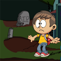 Free online flash games - Games2Jolly Boy Rescue From Ghost  game - WowEscape