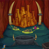 Free online flash games - EnaGames The Circle 2-Giant Fort Escape game - WowEscape