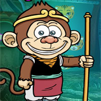 Free online flash games - G4k Vizier Monkey Rescue