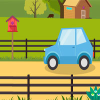 Free online flash games - Little Car Escape