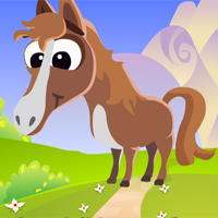 Free online flash games - G4K Naughty Horse Escape