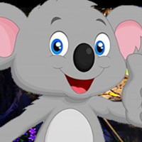 Free online html5 games - G4K Pleasant Koala Escape game