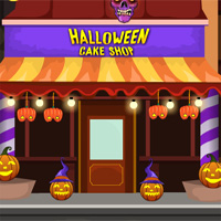 Free online html5 games - Games4Escape Halloween Cake Shop Escape game