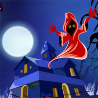 Free online flash games - Halloween Room Escape TollFreeGames
