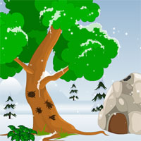 Free online flash games - Escape Christmas Reindeer game - WowEscape