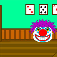 Free online flash games - Clown House Escape game - WowEscape