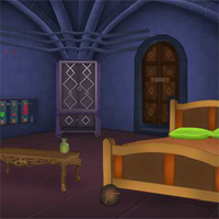 Free online flash games - Escape Game Magical House 2
