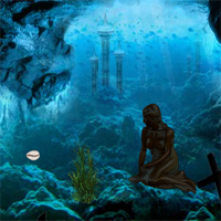 Free online flash games - Underwater World Escape game - WowEscape