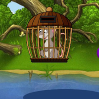 Free online flash games - G2J The Opossum Rescue game - WowEscape