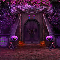 Free online flash games - Mirchi halloween Cemetery