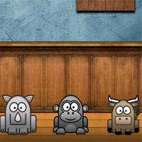 Free online flash games - Amgel Easy Room Escape 17