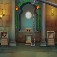 Free online flash games - Ancient Christmas Room Escape Games4Escape