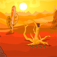 Mirchi Games  Desert Island Escape