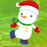 Free online flash games - Games4King Snowman Escape game - WowEscape