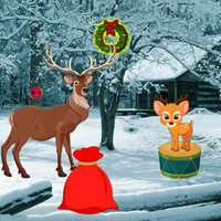 Free online flash games - Christmas Tree Decor Escape game - WowEscape