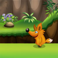 Free online flash games - Nutty Fox Adventure
