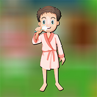 Free online flash games - AVMGames Brushing Boy Escape game - WowEscape