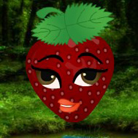 Free online html5 games - Mystery Strawberry Forest Escape HTML5 game