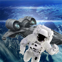Free online flash games - Astronaut Rescue 4