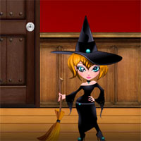 Free online flash games - Amgel Halloween Room Escape 3
