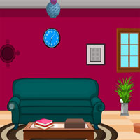 Free online flash games - Cute Simple Room Escape EscapeGamesToday