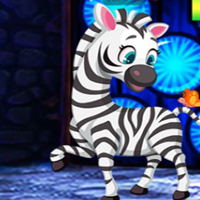 Free online flash games - G4K Jocose Zebra Escape
