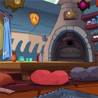 Free online flash games - Games2Jolly Escape From Fantasy House