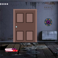Free online flash games - GFG Wrecked Adandoned Room Escape