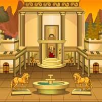 Free online flash games - Jerusalem Church Escape EnaGames