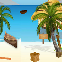 Free online flash games - Find The Beach House Key