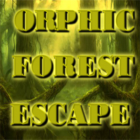 Free online flash games - Orphic Forest Escape game - WowEscape