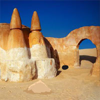 Free online flash games - Escape Southern Tunisia