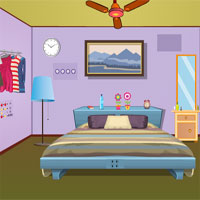 Free online flash games - Escape From Abode